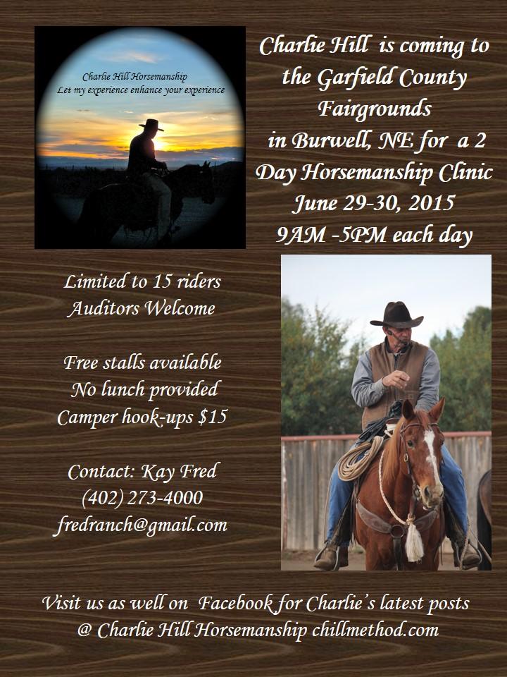 Burwell Nebraska 2015 Horsemanship Clinic web versionpptx