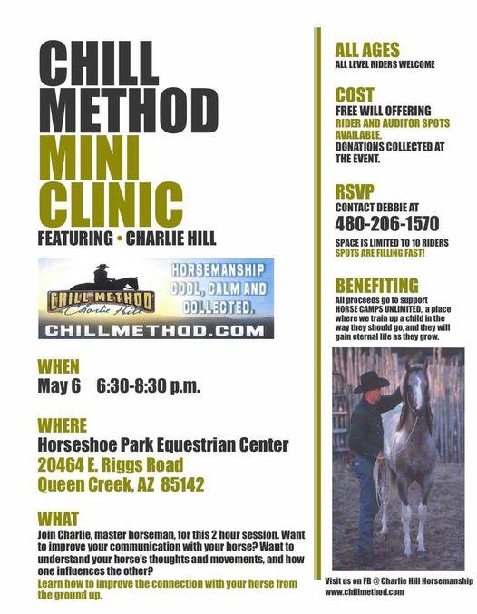 Chill Method Mini Clinic May 6 2021